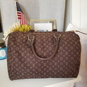 Louis Vuitton Speedy Mini Lin